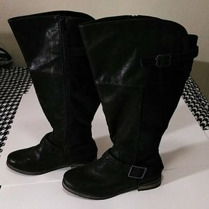 torrid Shoes | Sale Black Wide Calf